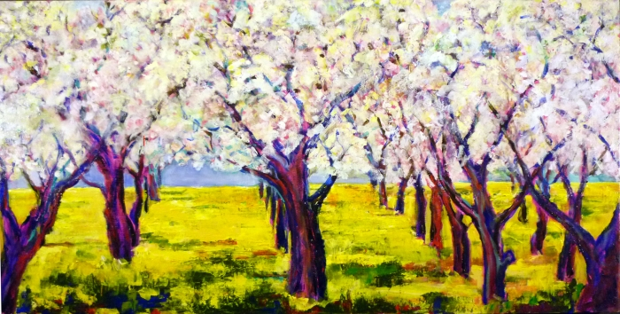 Prune Blossom Tour (In private collection.)
