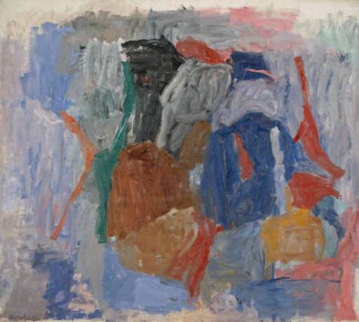 Philip Guston's The Return