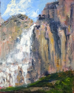 Yosemite Falls 2014